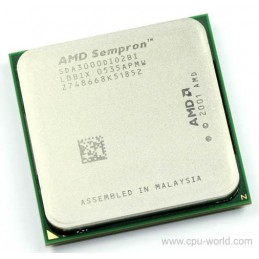 PROCESADOR AMD 754 SEMPRON 3000 18GHZ 256KB TRAY