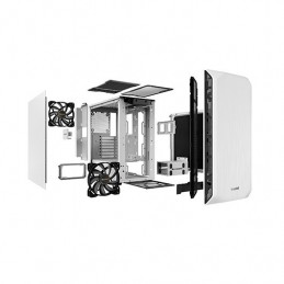 TORRE ATX BE QUIET PURE BASE 500 WHITE