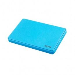 CAJA EXTERNA 25 USB 20 SATA APPROX AZUL