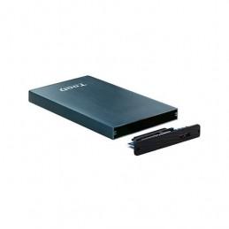 CAJA EXTERNA 25 USB 30 SATA TOOQ TQE 2527PB AZUL