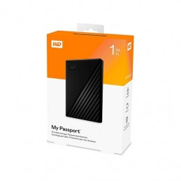 DISCO DURO EXT USB30 25 1TB WD MY PASSPORT NEGRO