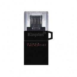 PENDRIVE 128GB USB32 KINGSTON DTDUO 30 G2 NEGR