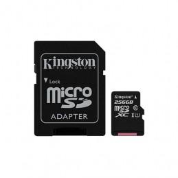 MEM MICRO SDXC 256GB KINGSTON CANVAS SELECTADAPT