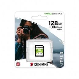 MEM SDXC 128GB KINGSTON CANVAS SELECT PLUS
