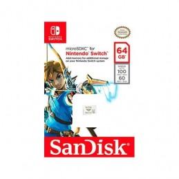 MEM MICRO SDXC 64GB SANDISK