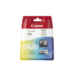 CARTUCHO ORIG CANON PACK PG 540 CL 541 MULTIPACK
