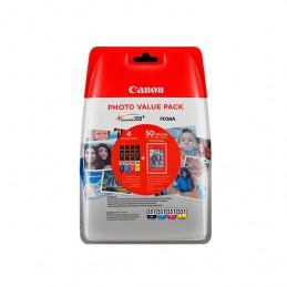 CARTUCHO ORIG CANON CLI 551 PACK 4 COLORES