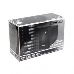SAI UPS 600VA PHASAK INTERACT AVR 2XSCHUKO PH9406
