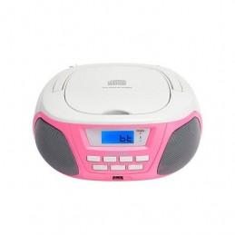 RADIO CD AIWA BOOMBOX BBTU 300PK ROSA