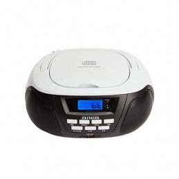 RADIO CD AIWA BOOMBOX BBTU 300BW NEGRO