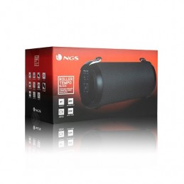 ALTAVOZ NGS ROLLER TEMPO BLUETOOTH NEGRO