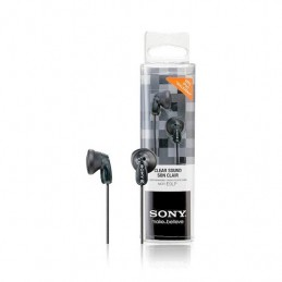 AURICULARES SONY MDRE9LPB NEGRO