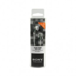 AURICULARES SONY MDRE9LPH GRIS