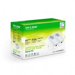 ADAPTADOR PLC TP LINK AV600 TL PA4010P KIT 2UDS