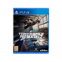 JUEGO SONY PS4 TONY HAWK S PRO SKATER 12