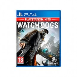 JUEGO SONY PS4 WATCH DOGS HITS
