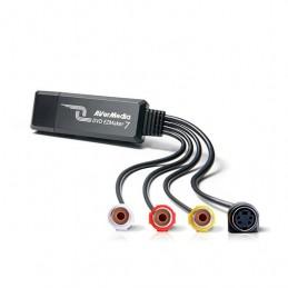 CAPTURADORA USB AVERMEDIA EZMAKER 7