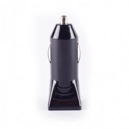 CARGADOR COCHE USB APPROX 1A NEGRO