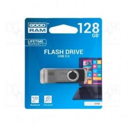 PENDRIVE 128GB USB20 GOODRAM UTS2 BLACK