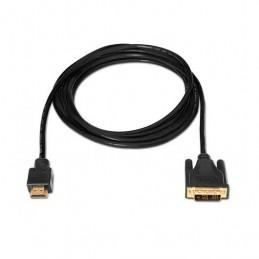 CABLE DVI M A HDMI M AISENS 18M NEGRO