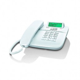 TELEFONO FIJO DIGITAL GIGASET DA611 BLANCO