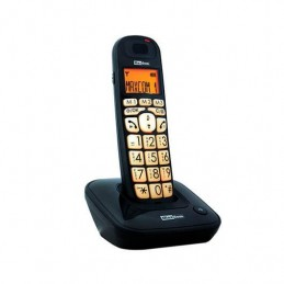 TELEFONO INALAMBRICO MAXCOM MC6800 NEGRO