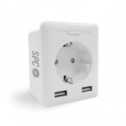 ENCHUFE INTELIGENTE SPC CLEVER PLUG USB
