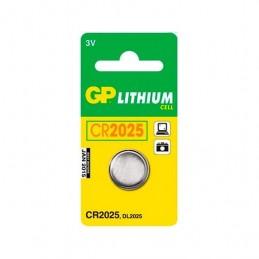 PILA BOTON GP CR2025 3V