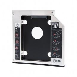 ADAPTADOR BAHIA RW PORTATIL A SSD NANOCABLE 127MM