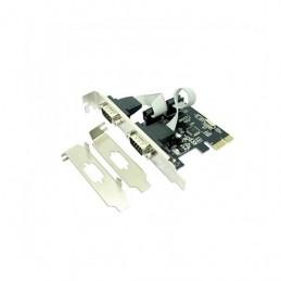 CONTROLADORA MINI PCIE 2XSERIE APPROX