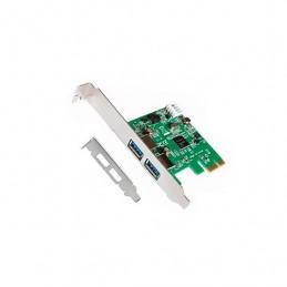 CONTROLADORA MINI PCIE 2XUSB30 PCI E L LINK