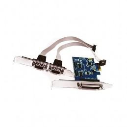 TARJETA PCI E PUERTO LPT2XCOM APPROX APPPCIE1P2S
