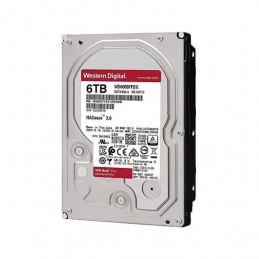 DISCO DURO 35 6TB SATA3 WD 256MB NAS RED PRO