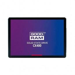 DISCO DURO 25 SSD 128GB SATA3 GOODRAM CX400
