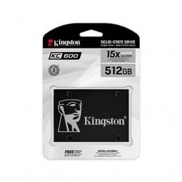 DISCO DURO 25 SSD 512GB SATA3 KINGSTON KC600