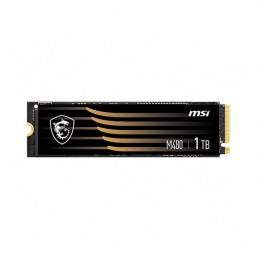 DISCO DURO M2 SSD 1TB PCIE4 MSI SPATIUM M480