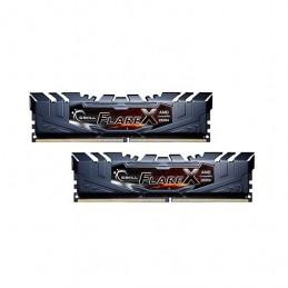 MODULO MEMORIA RAM DDR4 16GB 2X8GB 3200MHz GSKILL FLARE X