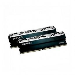 MODULO MEMORIA RAM DDR4 32GB 2X16GB 3200MHz GSKILL SNIPER