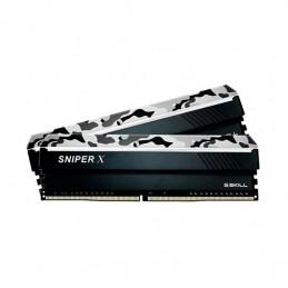 MODULO MEMORIA RAM DDR4 32GB 2X16GB 3600MHz GSKILL SNIPER